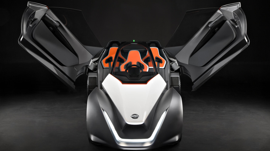Nissan revives BladeGlider performance EV in Rio