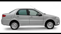 Linha Fiat Siena 2011 traz pequenas novidades e novas versões Attractive 1.0 e 1.4