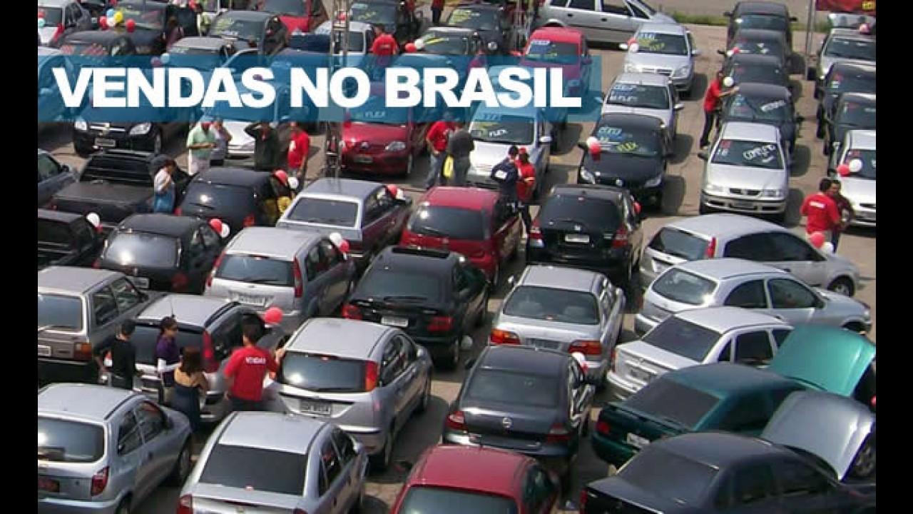 Brasil perde espaço em ranking automobilístico global