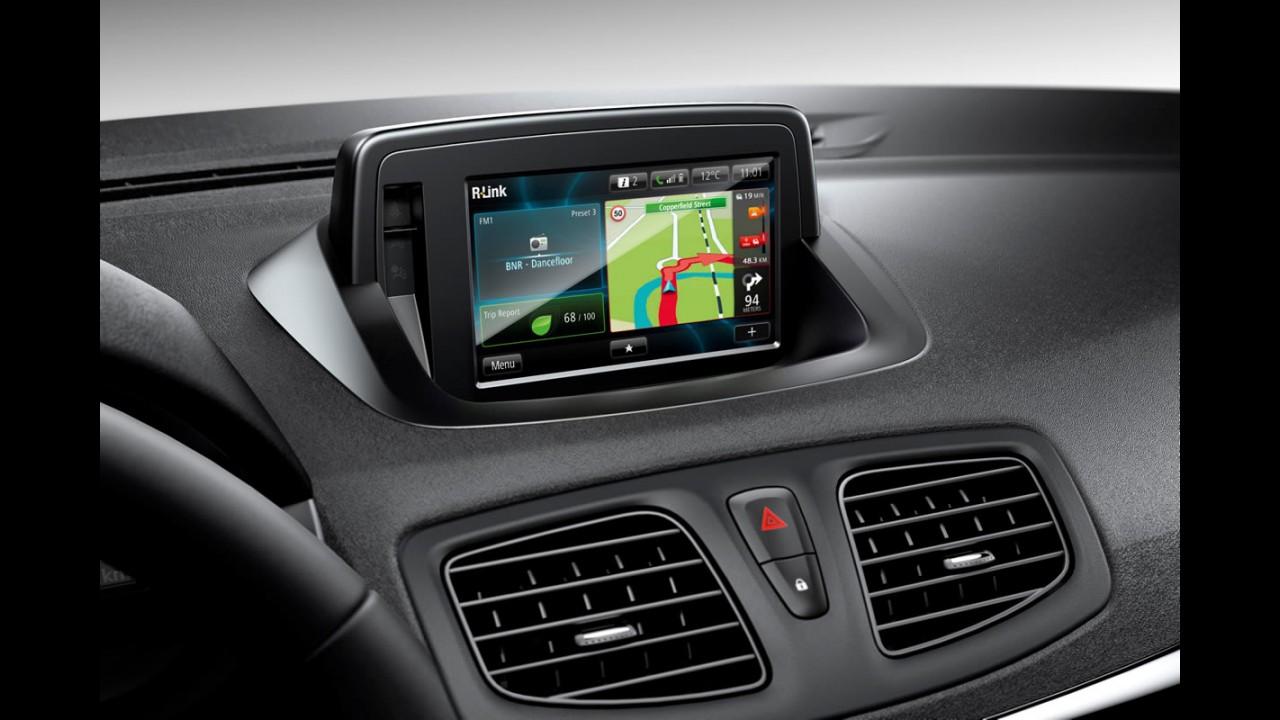 Novo Renault Fluence 2013 é revelado na Europa com retoque visual e novos itens