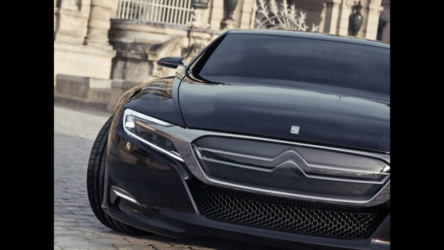 Citroën Numero 9, la futura DS9?