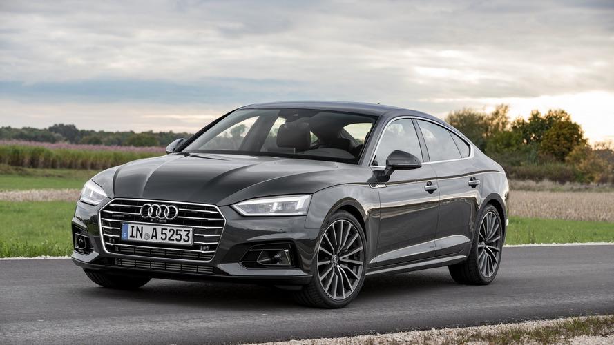 2017 Audi A5 & S5 Sportback