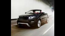 Salão de Genebra: Range Rover Evoque Cabriolet Concept