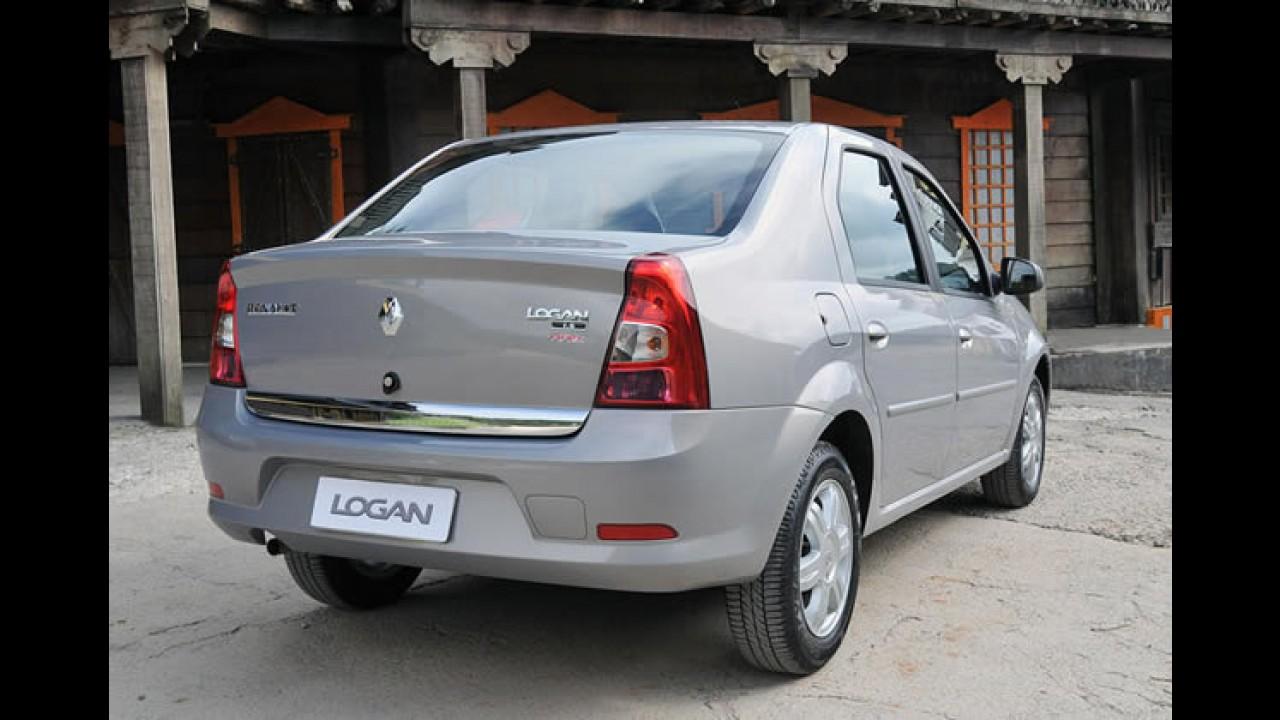 Brasil, resultados de janeiro 2011: Logan registra maior crescimento entre os sedans pequenos