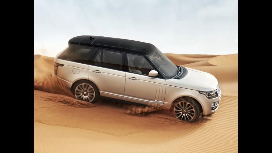 Novo Range Rover 2013 chega ao Brasil no ano que vem e estará no Salão do Automóvel