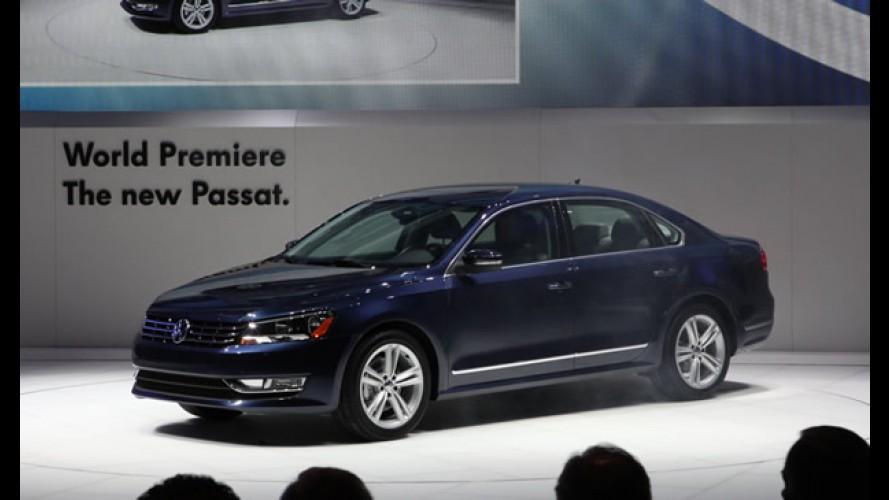 Volkswagen quer aumentar o número de revendas nos EUA
