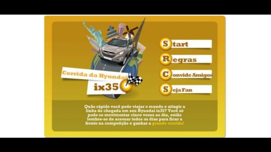 """Hyundai promove chegada do Novo """"Tucson"""" ix35 no Brasil pelo Facebook"""