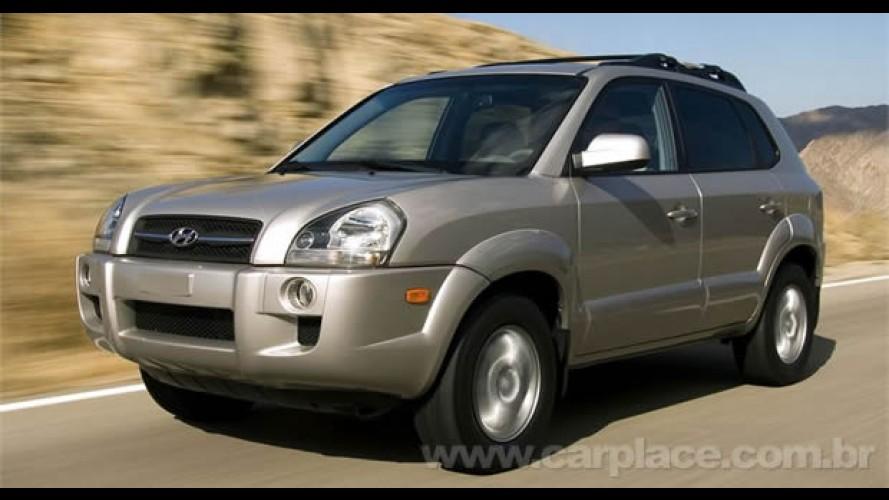Hyundai Tucson o melhor do mundo? Ranking do JDPower diz que é o último da lista