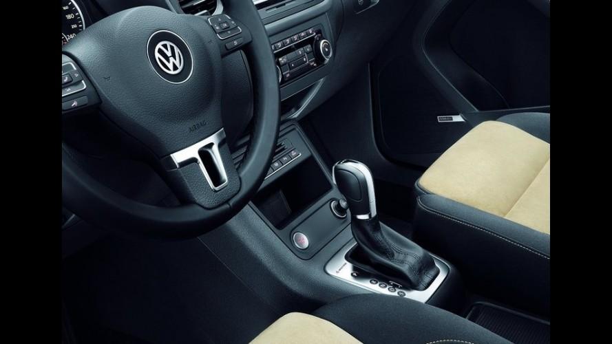 VW terá câmbio de dez velocidades e super motor diesel