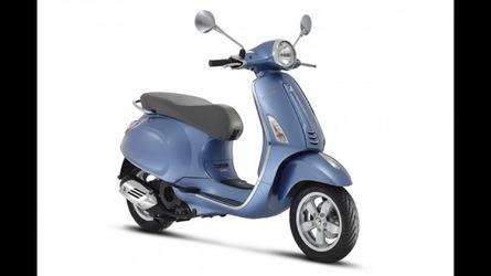 672170d851e Motos Vespa Primavera  clássico ganha releitura na Itália com consumo de 64  km l