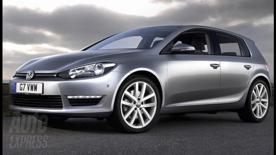 Nova geração do Volkswagen Golf começa a ser produzida em agosto