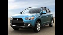 Mitsubishi convoca ASX no Brasil por falha na fixação do teto solar