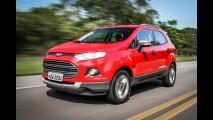 Ford Ecosport é o utilitário mais barato de consertar segundo o CESVI