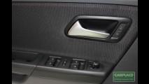 Garagem CARPLACE: Novo Fox 2010 - Detalhamento do acabamento interno e itens de conforto
