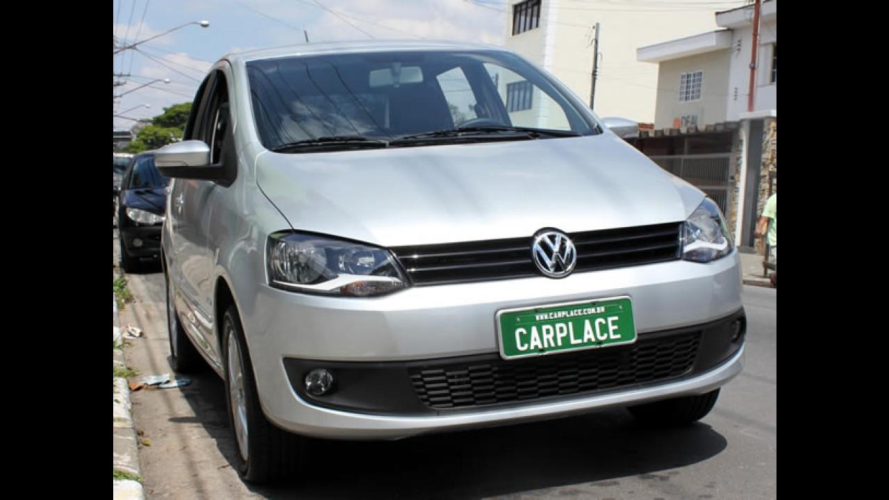 Novo Gol 2012 terá visual inspirado na identidade global da VW