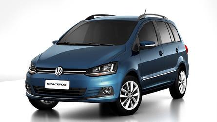 Volkswagen SpaceFox deixa de ser produzida e tem linha de montagem leiloada