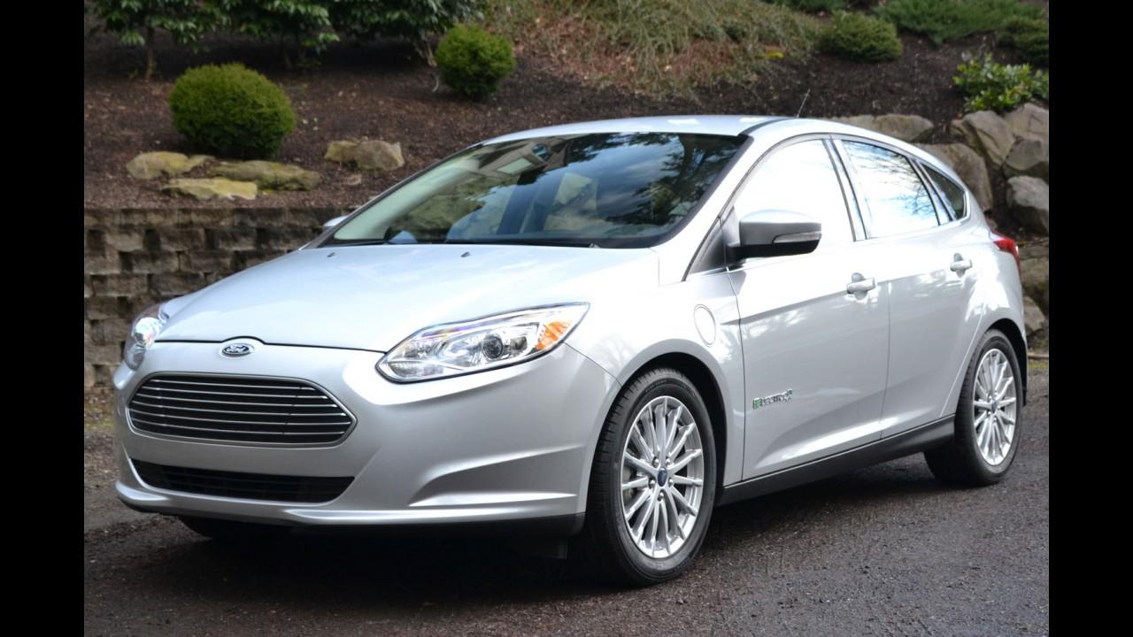 Ford promete colocar 13 novos carros elétricos no mercado até 2020