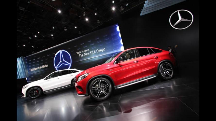 """CARPLACE TV: primeiro contato com o novo GLE, o """"X6"""" da Mercedes"""
