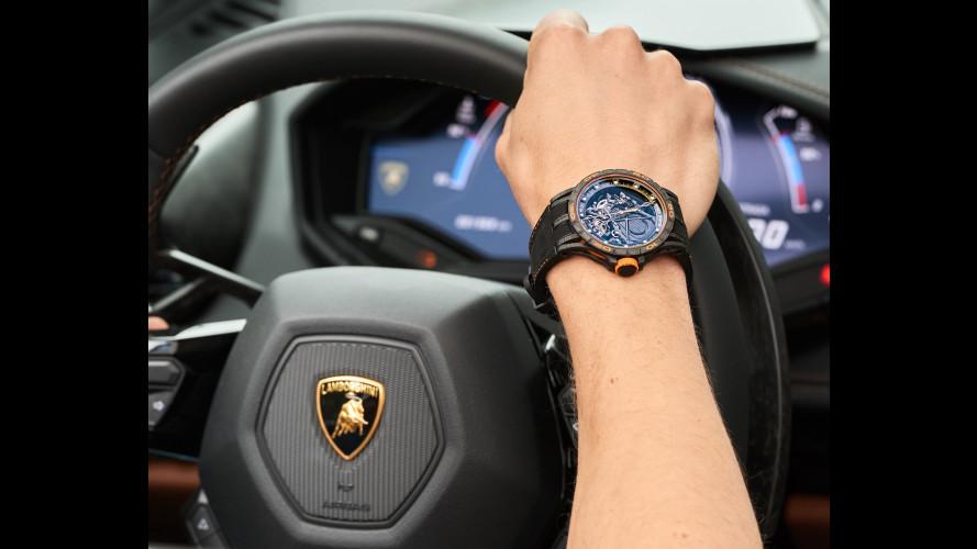 La Lamborghini da polso si chiama Roger Dubuis Excalibur Aventador S