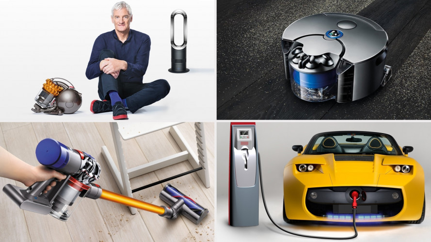 Dyson ditches electric car plans