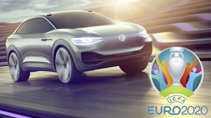 Europei UEFA 2020, il trampolino di lancio delle elettriche Volkswagen