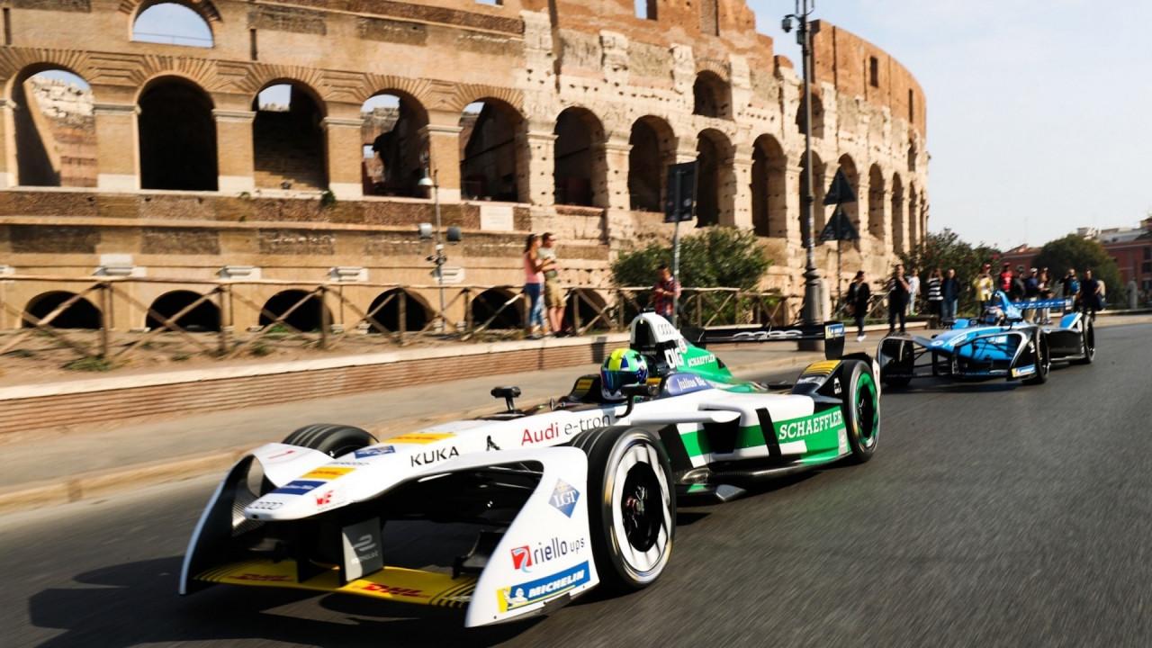 [Copertina] - Formula E, in vendita i biglietti per l'E-Prix di Roma