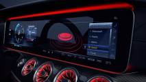 Nuova Mercedes CLS, i teaser