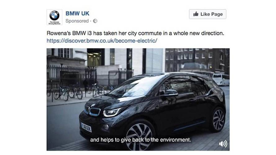 BMW advert banned