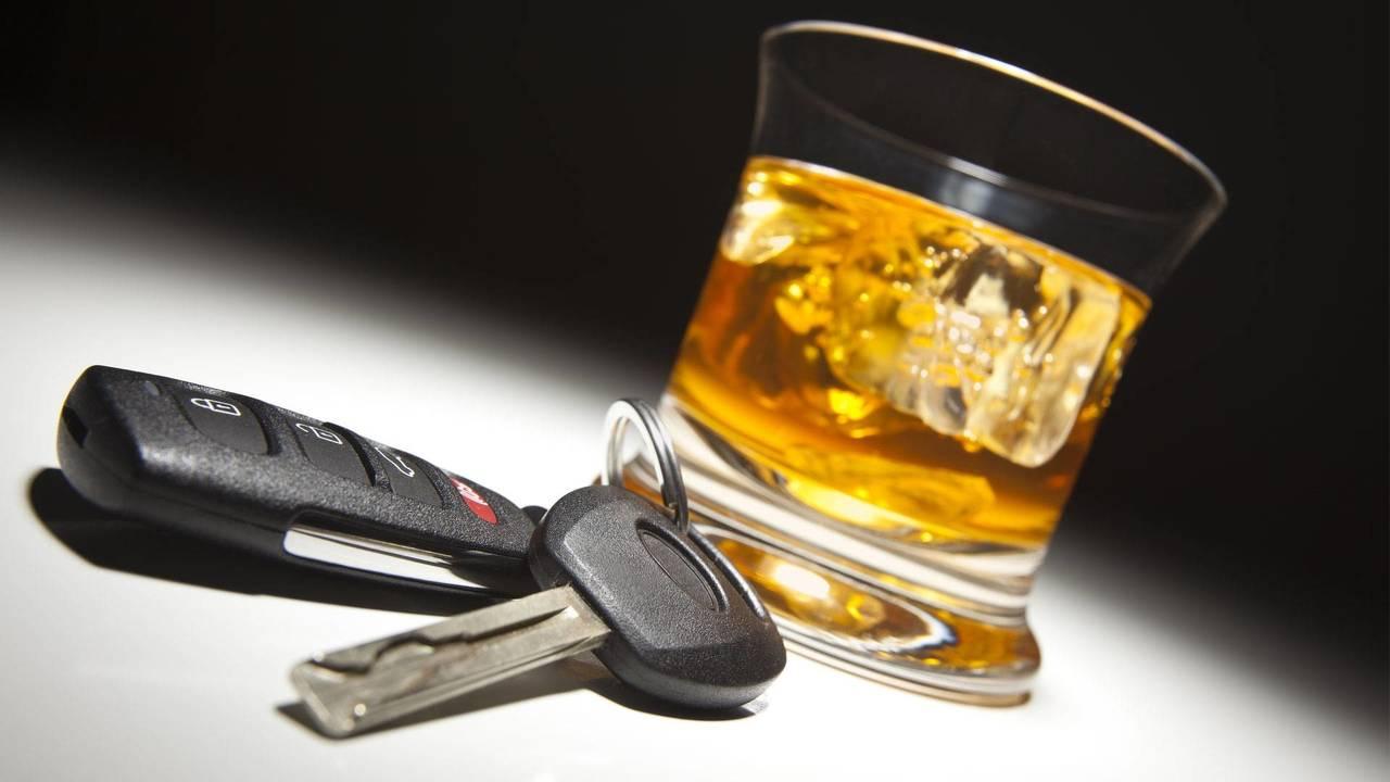 Bebida alcólica e direção