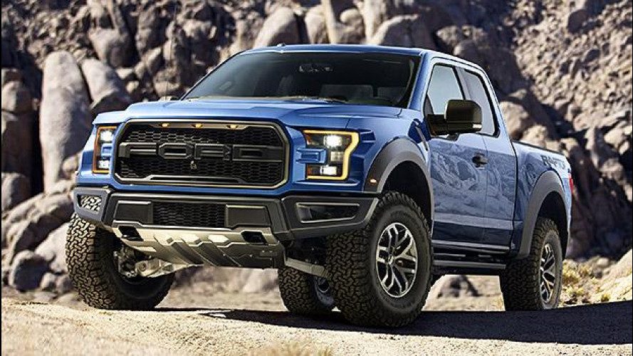 """Ford F-150, la rivincita del pick-up sulle """"piccole"""""""