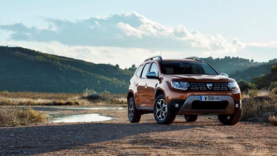 Dacia Duster yerni motor seçeneklerine kavuştu