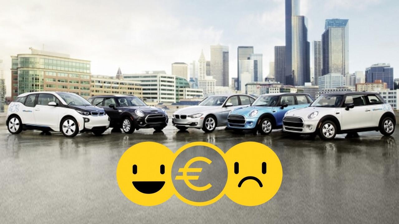 [Copertina] - Ecoincentivi BMW e MINI, perché convengono e perché no
