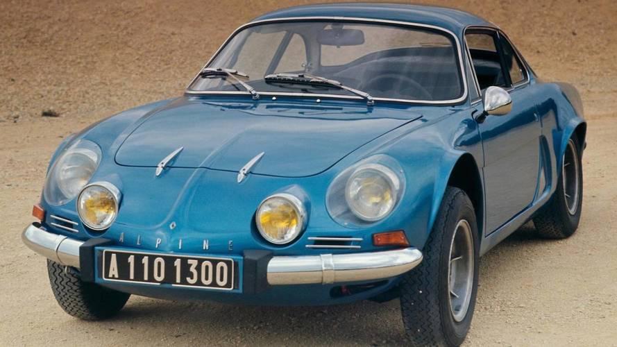 Alpine A110 1961