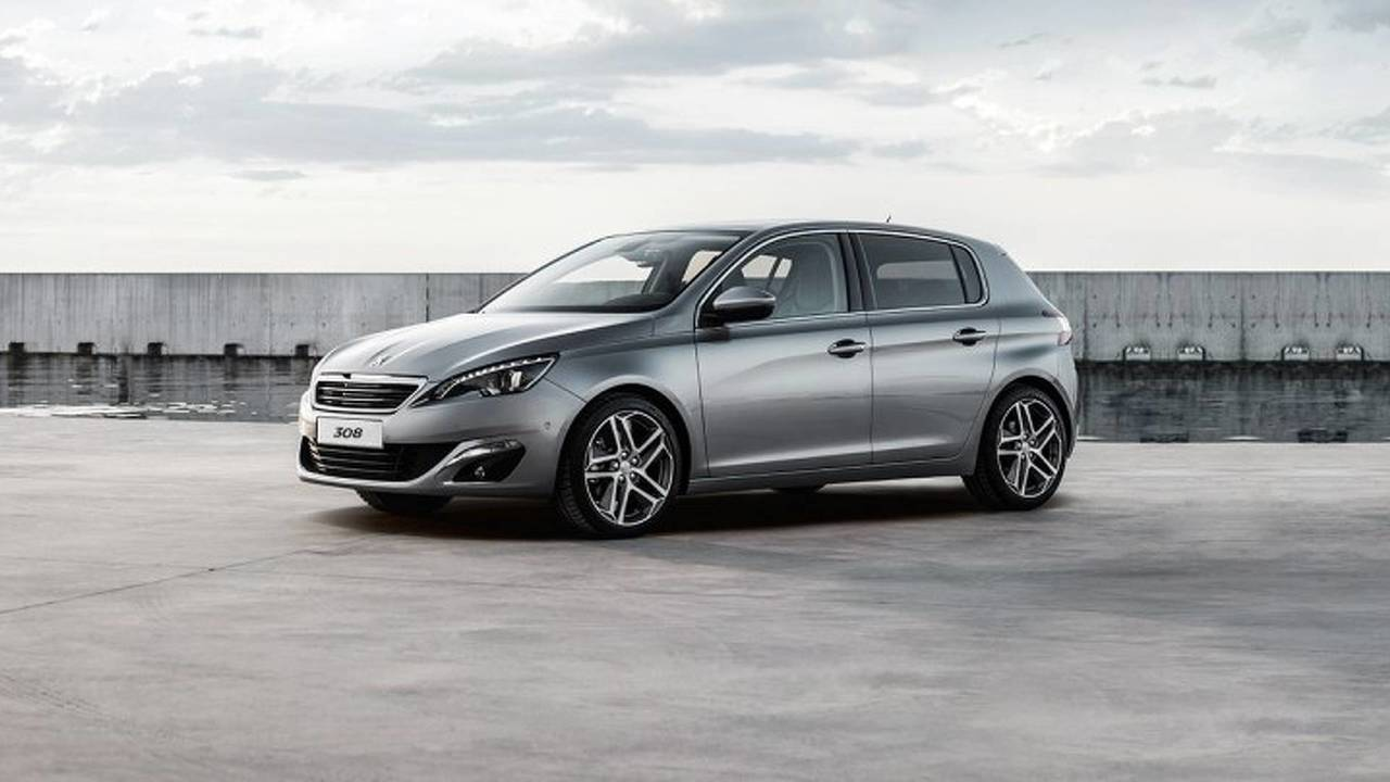 5. Peugeot 308 1.6 BlueHDi 120 PS EAT6