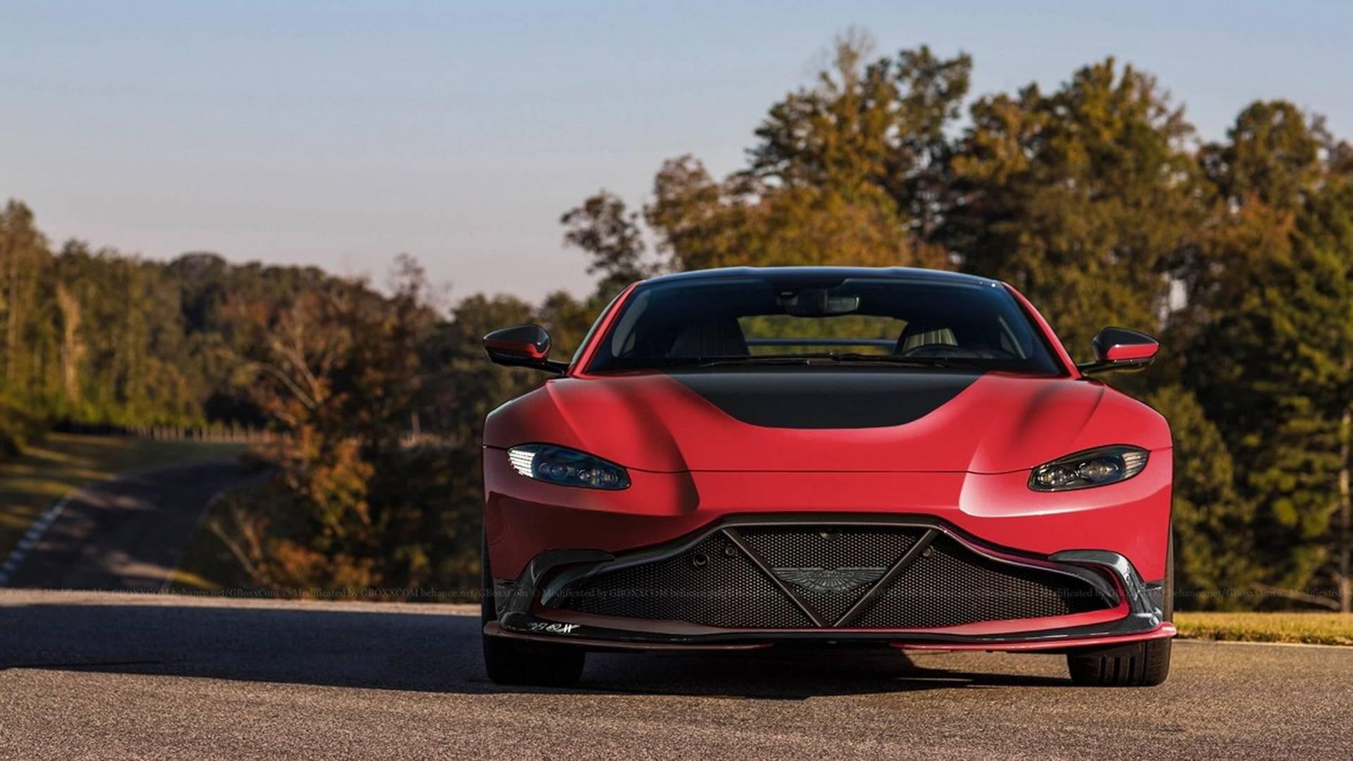 Aston Martin Vantage Shooting Brake Gt Versions Rendered