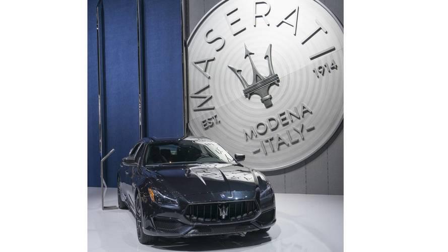 Maserati Nerissimo paketi