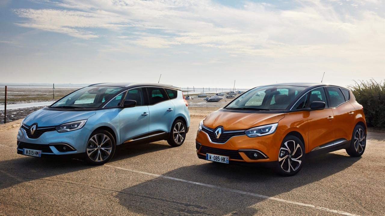 Renault Scenic és Grand Scenic