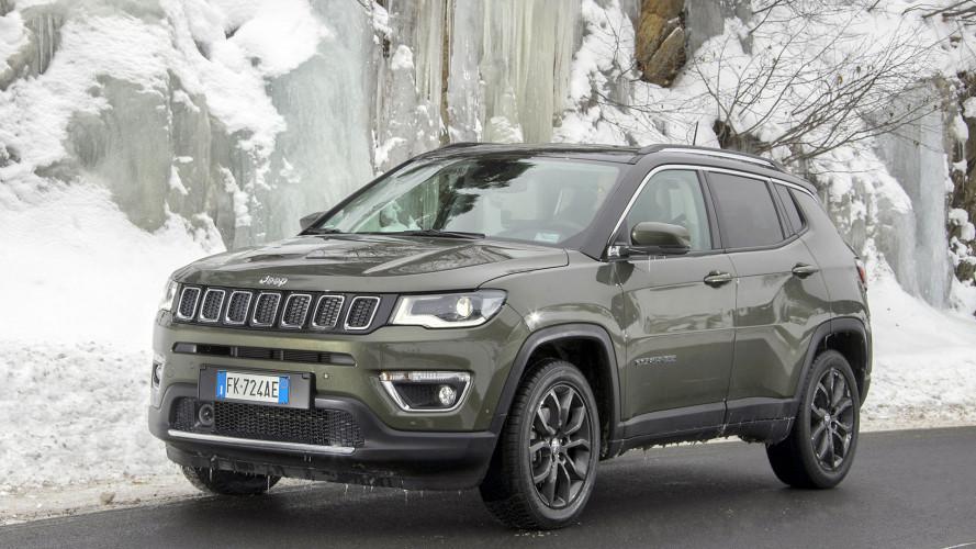 Jeep Compass (2017) mit 140-PS-Diesel im Wintertest