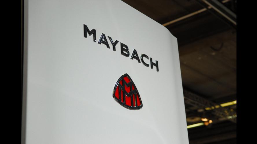 Maybach al Motor Show 2007