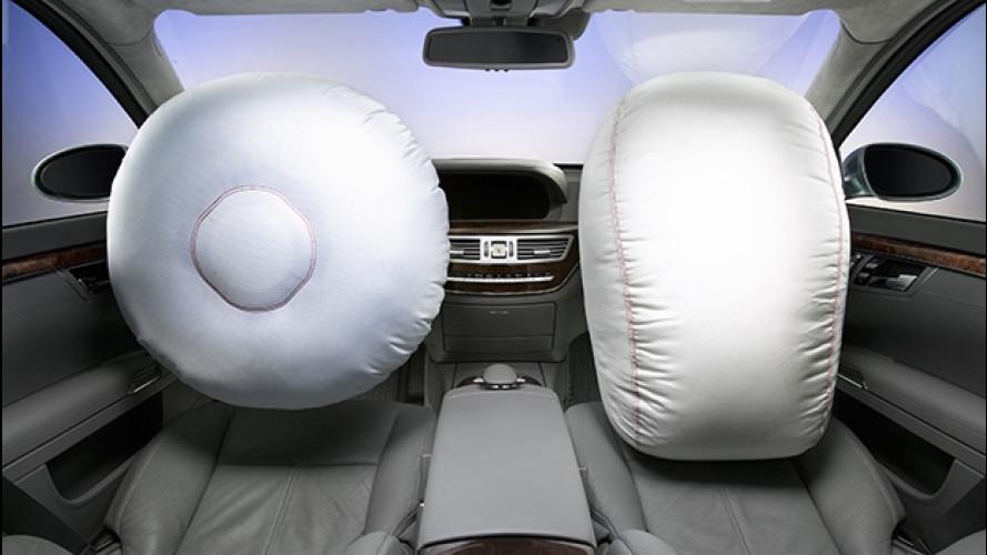 Airbag Takata, anche Mercedes nel più grande richiamo di sempre