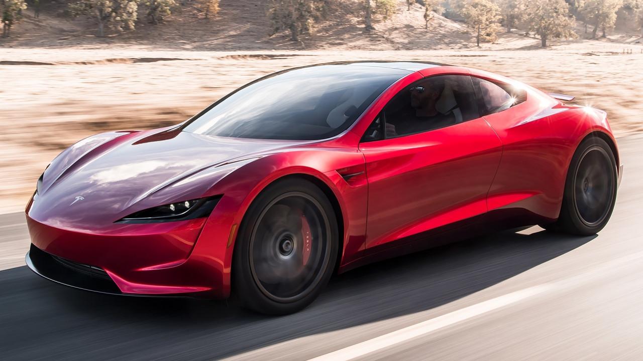 [Copertina] - Tesla Roadster, elettrica al top con prezzi da supercar