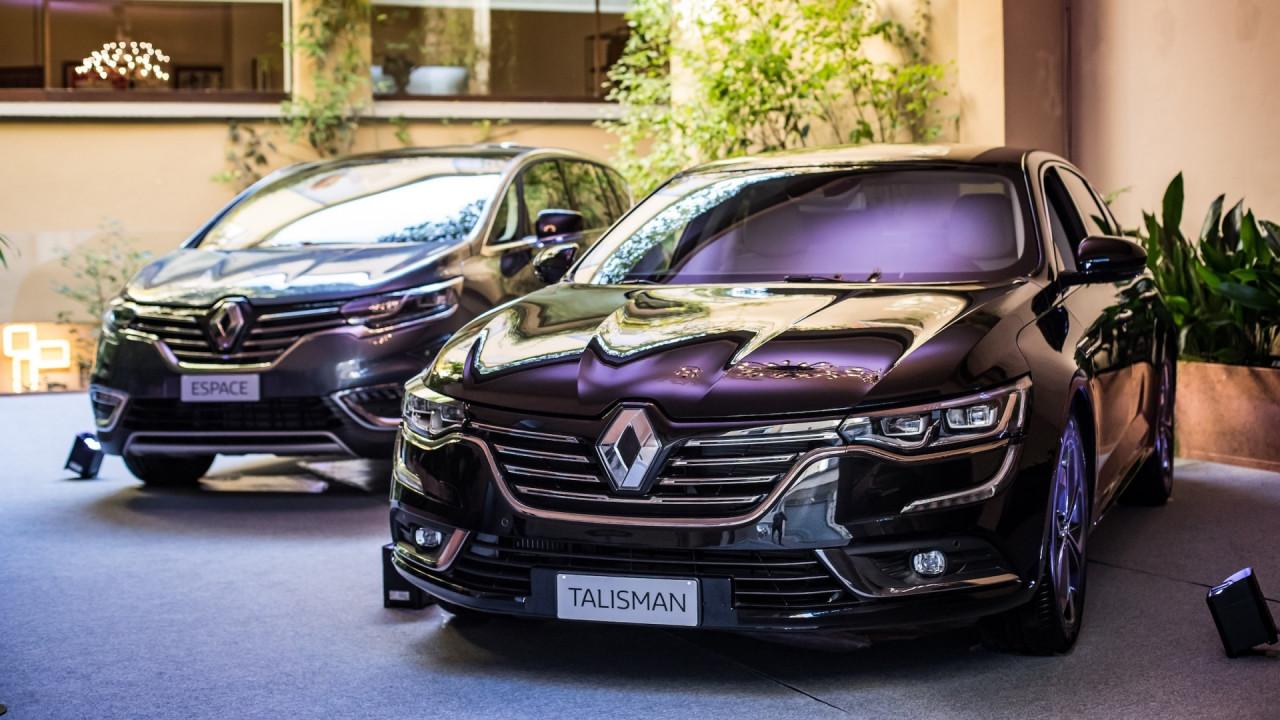 [Copertina] - Renault Talisman ed Espace Executive, quelle per le flotte