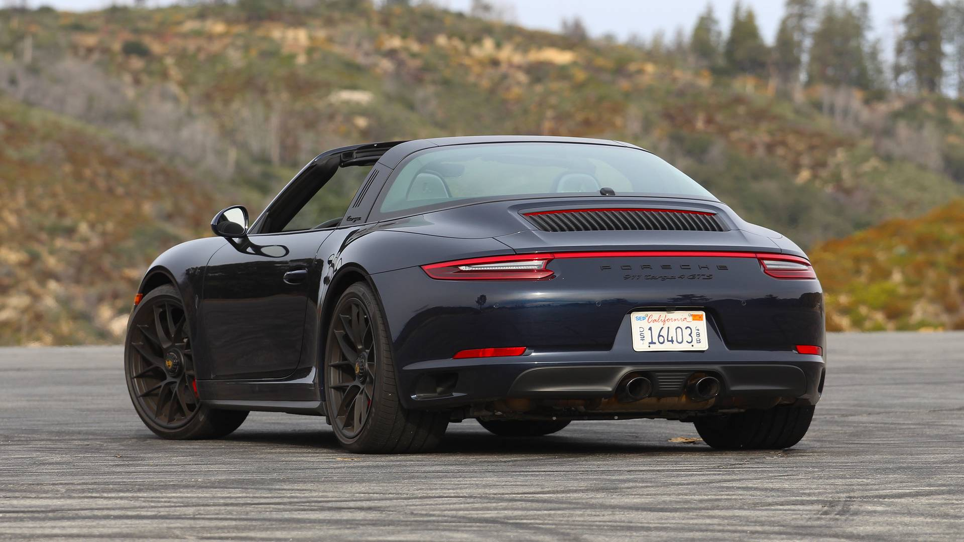2018 Porsche 911 Targa 4 Gts Review Nearly Perfect
