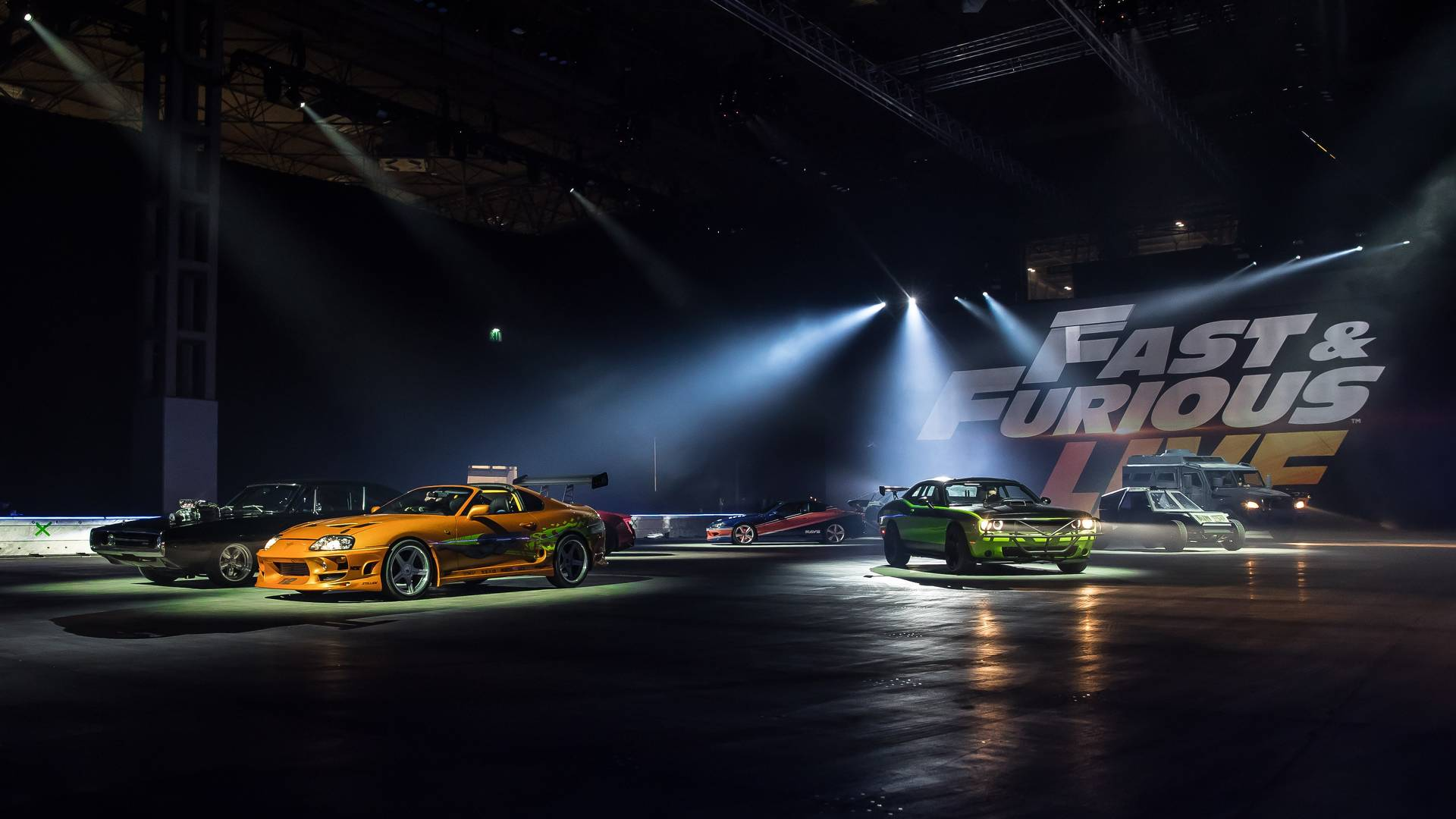 The Fast Furious Live Arena Show Is Almost Here