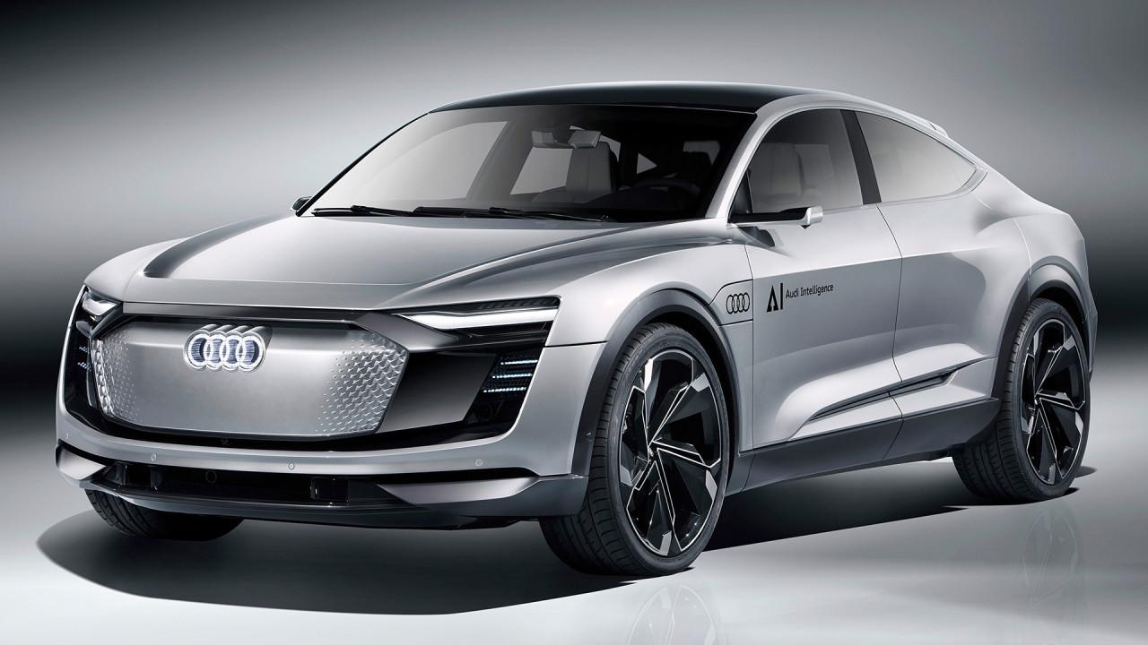 [Copertina] - Salone di Francoforte: Audi Elaine Concept, SUV hi-tech