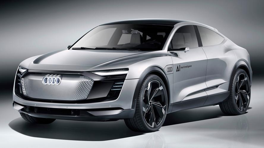 Salone di Francoforte: Audi Elaine Concept, SUV hi-tech