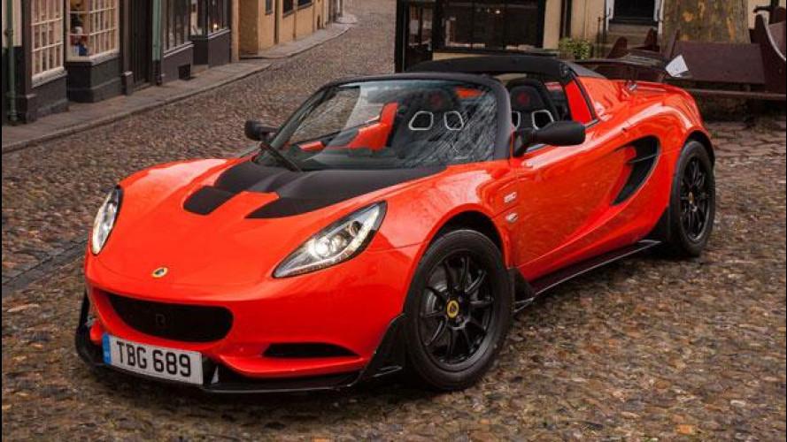 Lotus Elise Cup 250, va a caccia di 4C