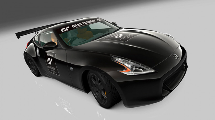 Nissan GT Academy 2010