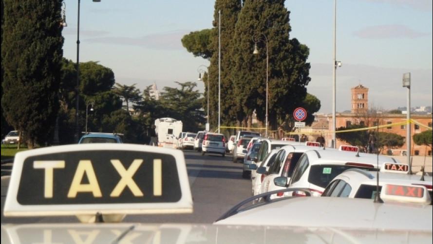Taxi, tutto sullo sciopero di giovedì 23 marzo