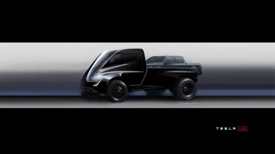Tesla Truck To Come Standard With AWD, Gobs Of Torque